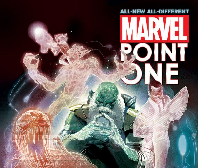 cover from All-New, All-Different Point One (2015) #1