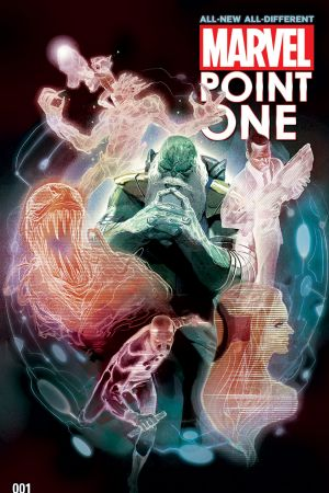 All-New, All-Different Point One (2015) #1
