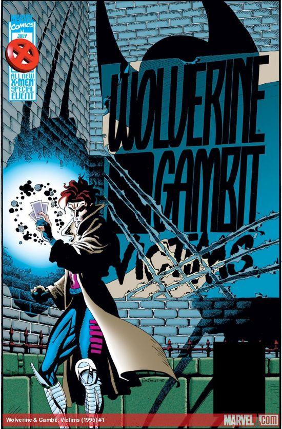 Wolverine & Gambit: Victims (1995) #1