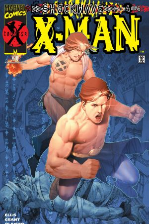 X-Man (1995) #70