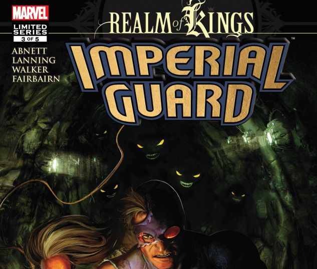 Realm of Kings: Imperial Guard (2009) #3