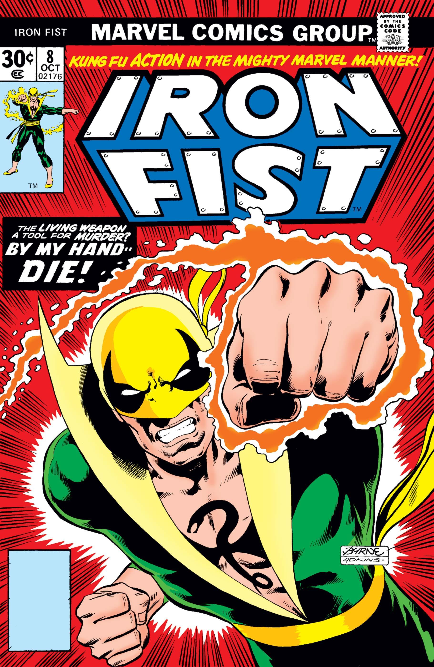 Iron Fist (1975) #8