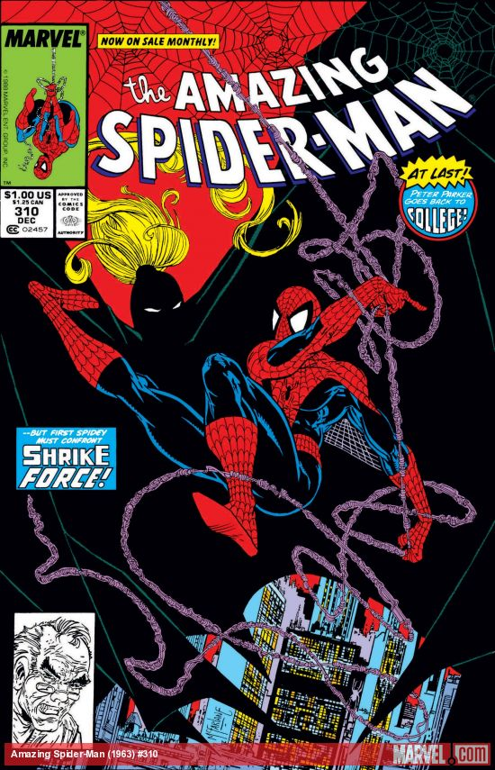 The Amazing Spider-Man (1963) #310