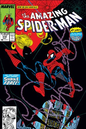 The Amazing Spider-Man #310
