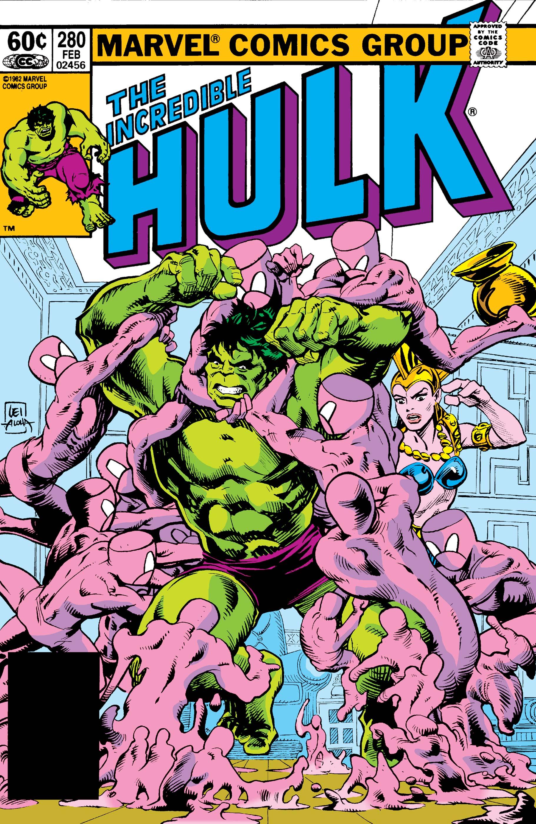 Incredible Hulk (1962) #280
