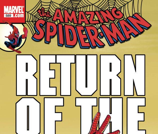 Amazing Spider-Man (1999) #589