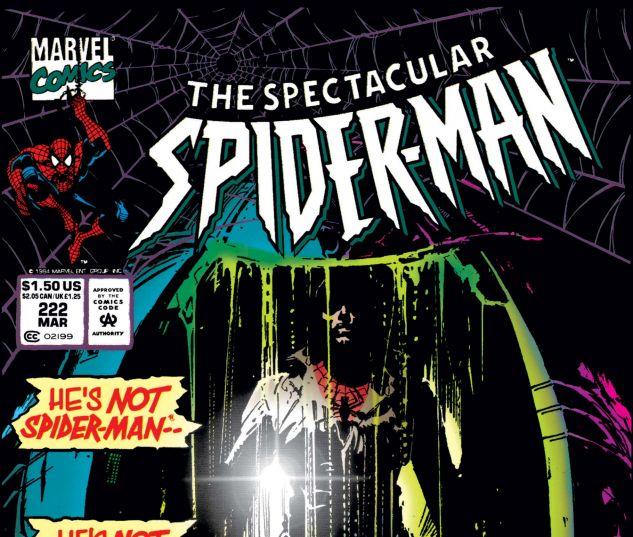 Peter Parker, The Spectacular Spider-Man (1976) #222