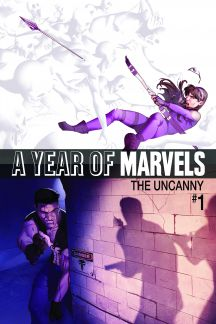 A Year of Marvels: The Incredible #5