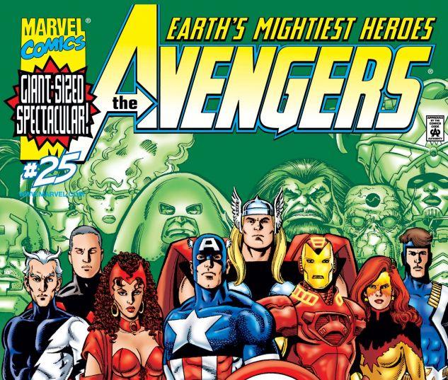 Avengers (1998) #25