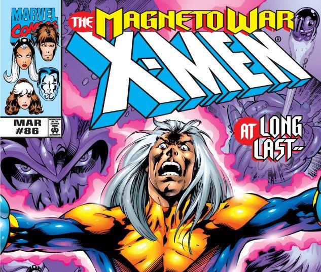 X-MEN (1991) #86