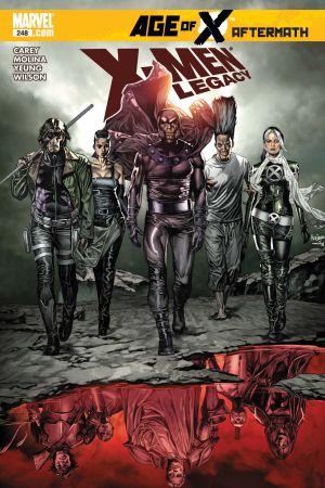 X-Men Legacy (2008) #248