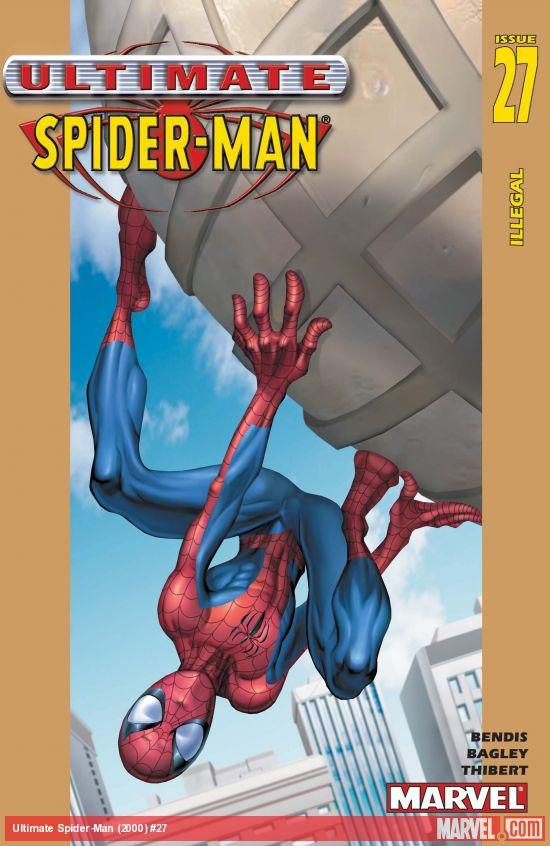 Ultimate Spider-Man (2000) #27