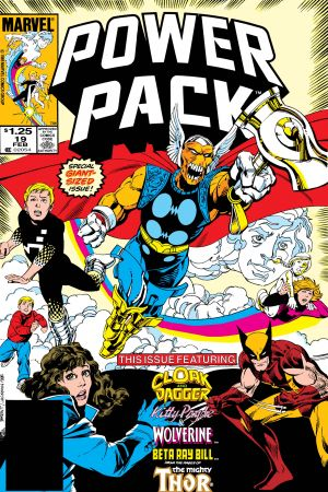 Power Pack (1984) #19