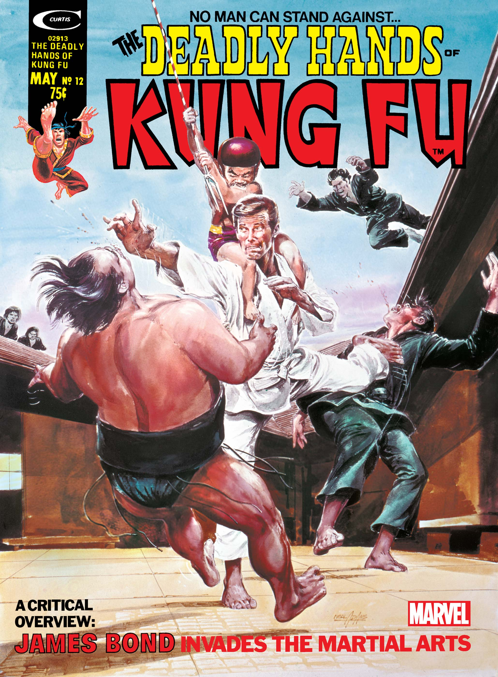 Deadly Hands of Kung Fu (1974) #12
