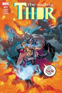 Mighty Thor (2015) #21