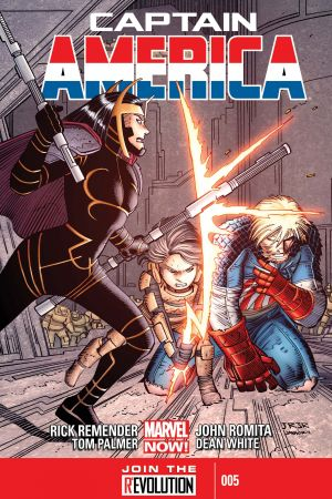 Captain America (2012) #5