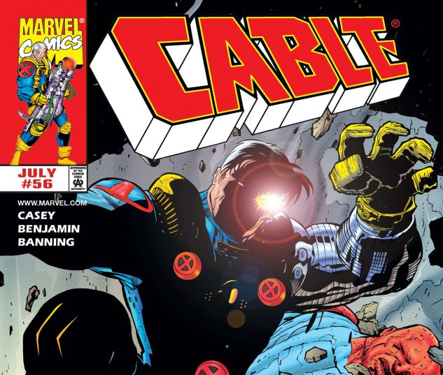 Cover for CABLE 56