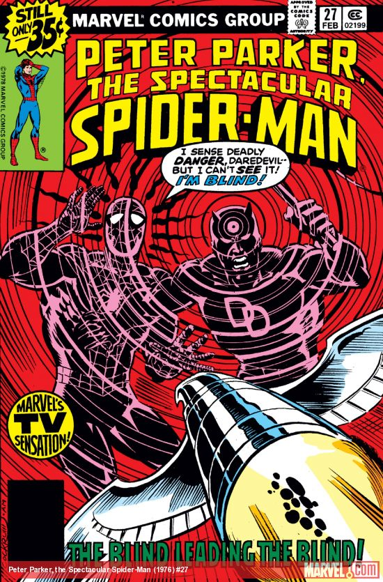 Peter Parker, the Spectacular Spider-Man (1976) #27