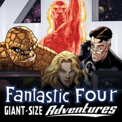 Fantastic Four Giant-Size Adventures
