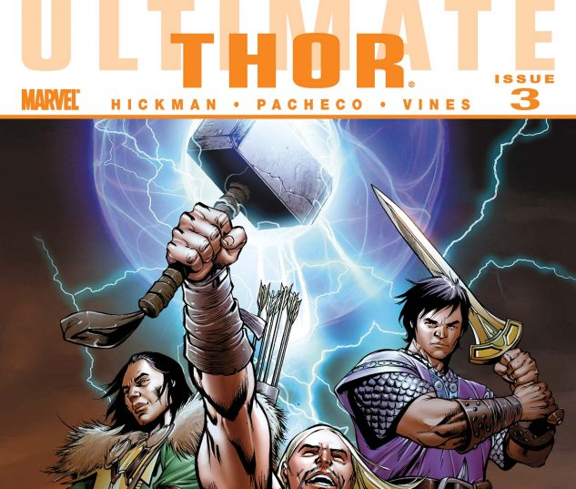 Ultimate Comics Thor (2010) #3
