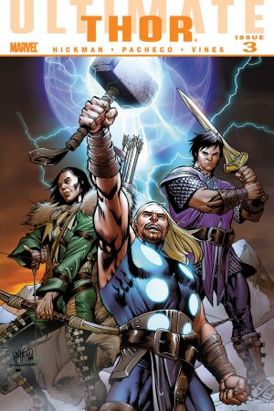 Ultimate Comics Thor #3