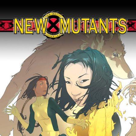 New Mutants (2003 - 2004)