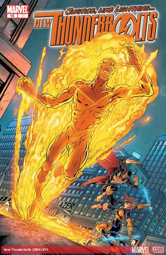 New Thunderbolts (2004) #15