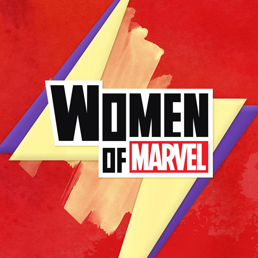 <![CDATA[Women of Marvel]]>