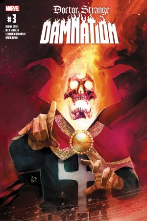 Doctor Strange: Damnation #3