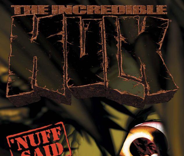 Incredible Hulk (1999) #35