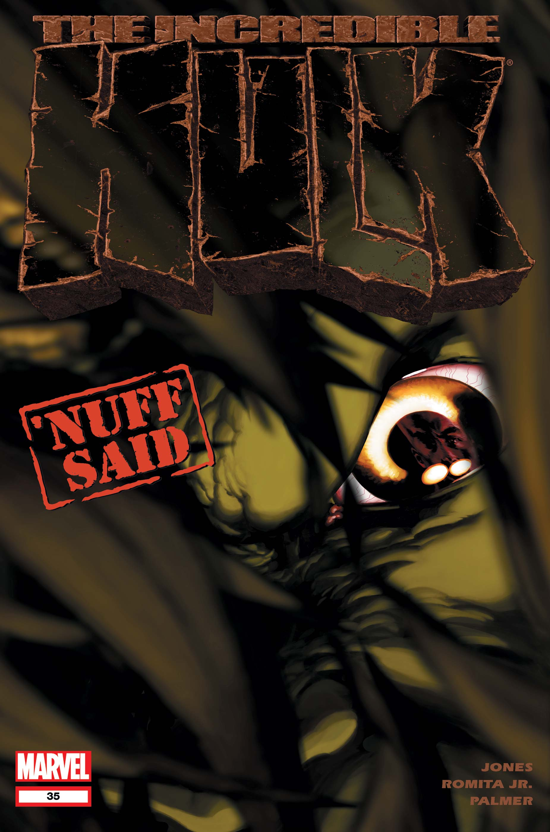 Hulk (1999) #35