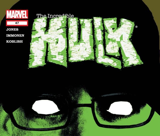 Incredible Hulk (1999) #47