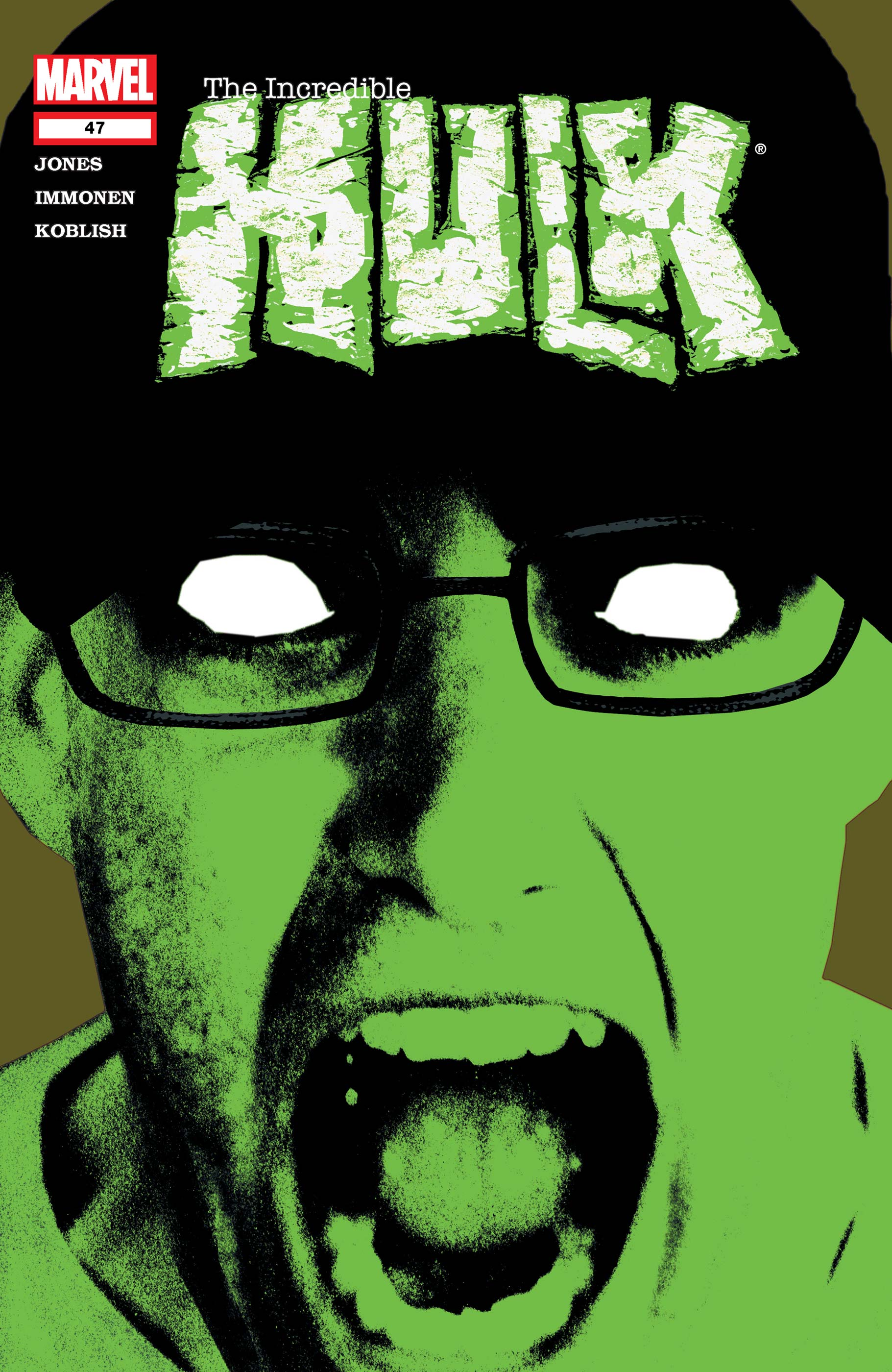 Hulk (1999) #47