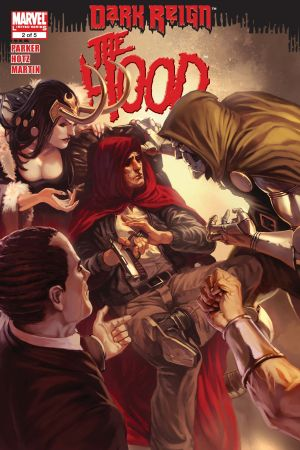 Dark Reign: The Hood #2