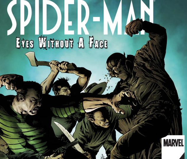 Spider-Man Noir: Eyes Without a Face (2009) #3