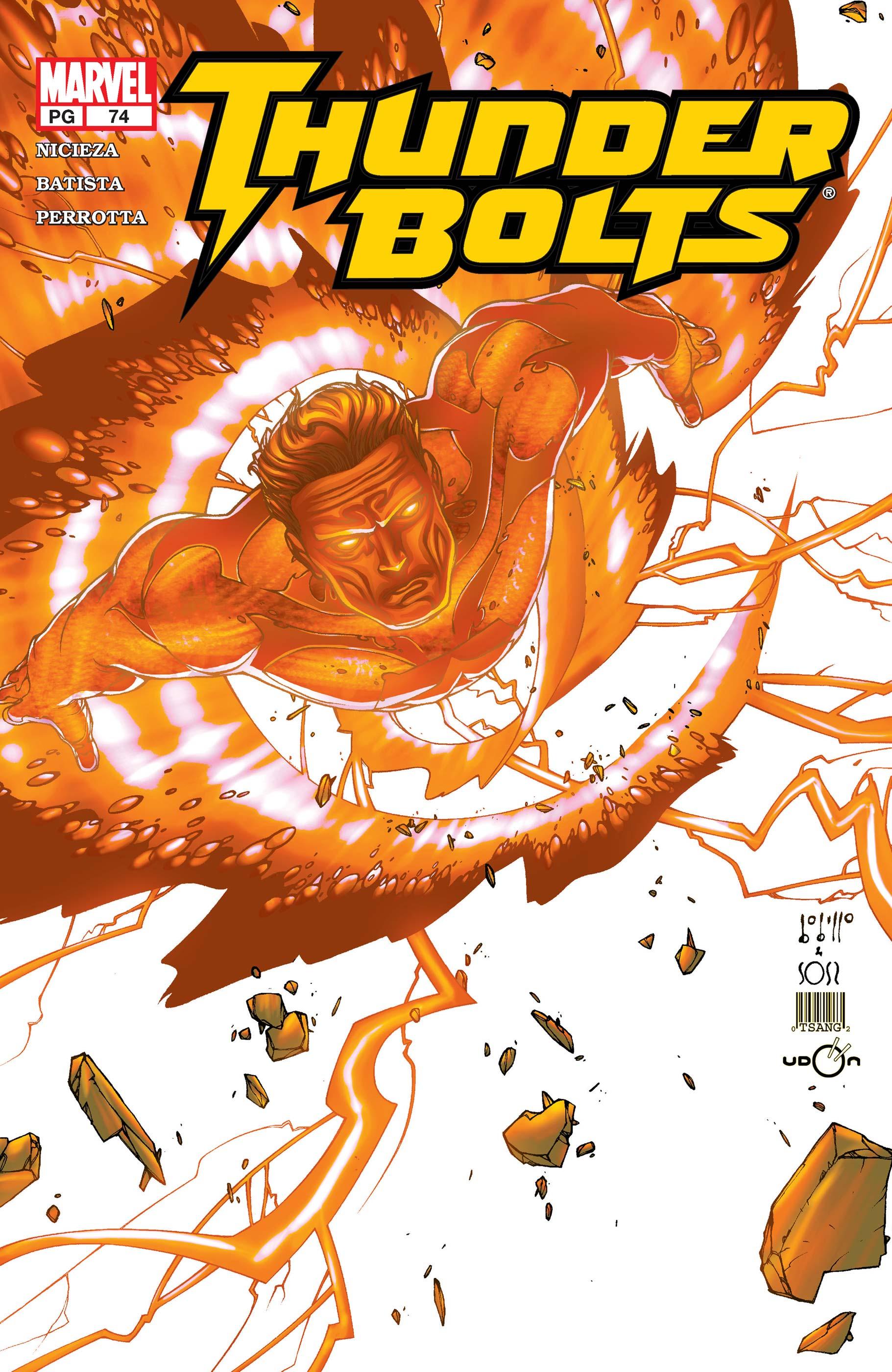 Thunderbolts (1997) #74