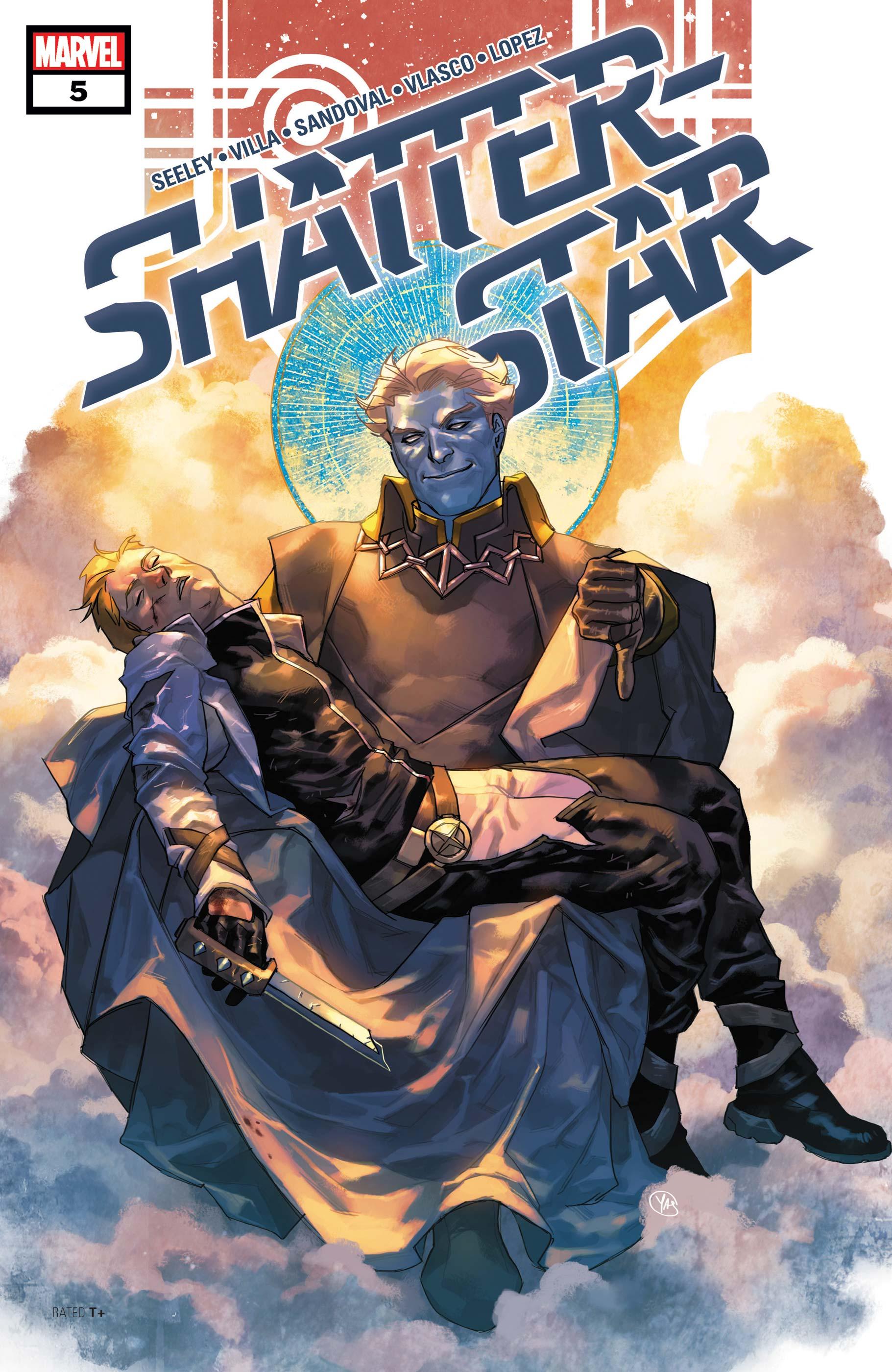 Shatterstar (2018) #5