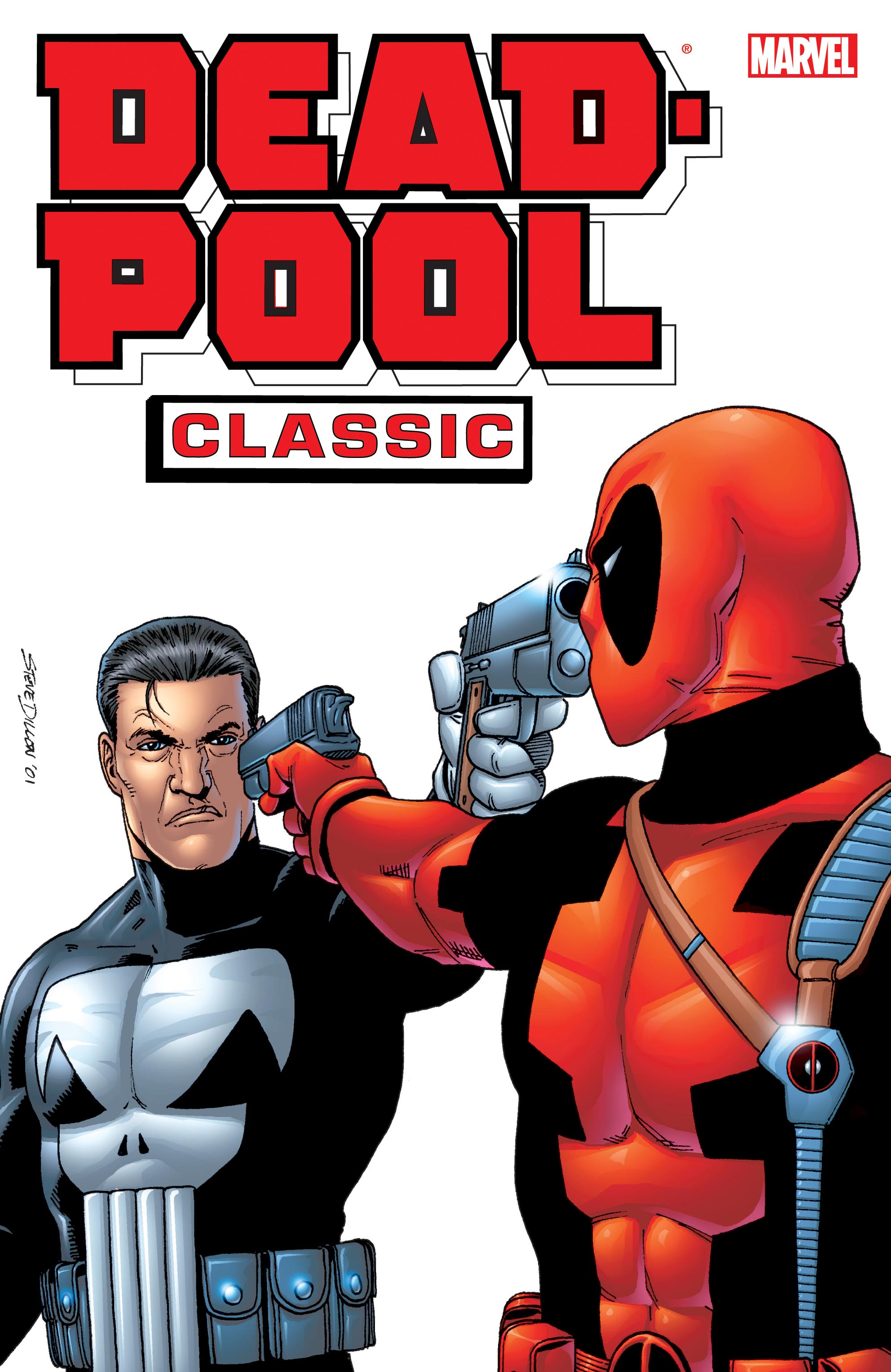 Deadpool Classic Vol. 7 (Trade Paperback)