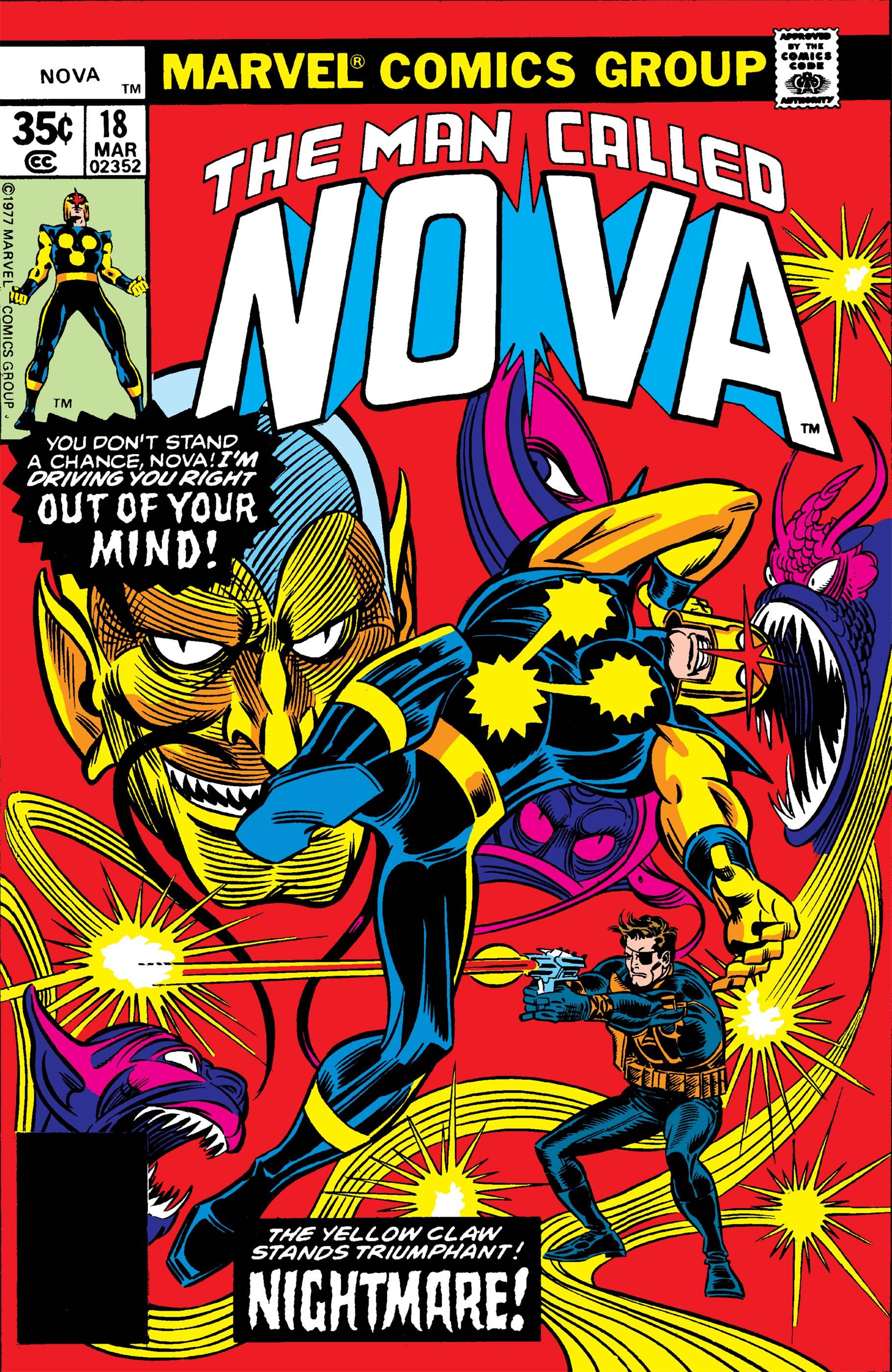 Nova (1976) #18