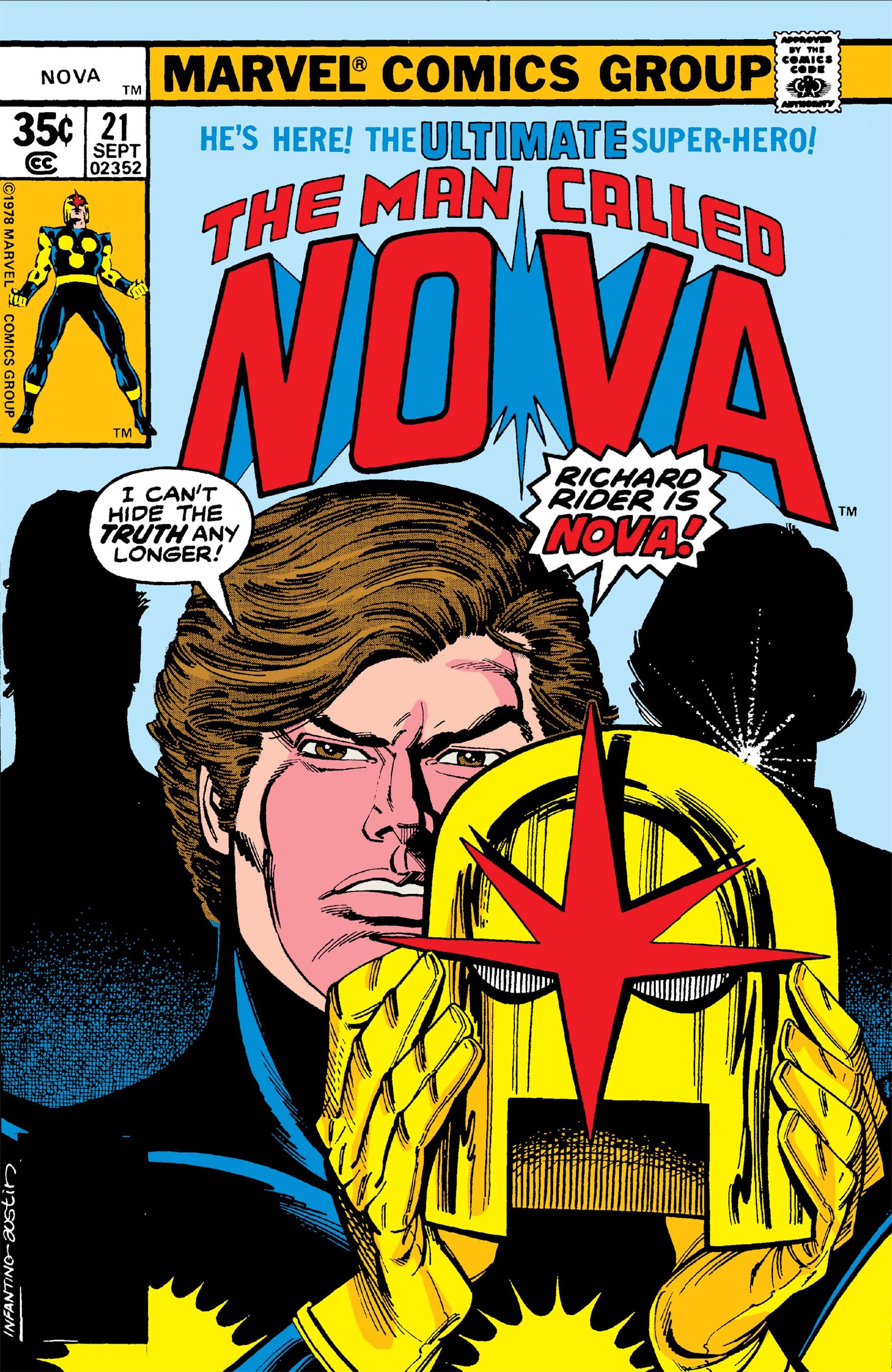 Nova (1976) #21