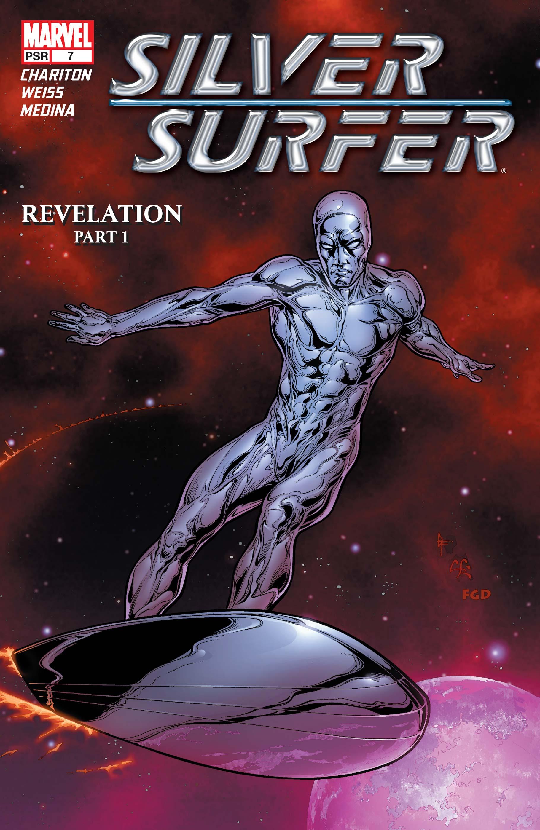 Silver Surfer (2003) #7