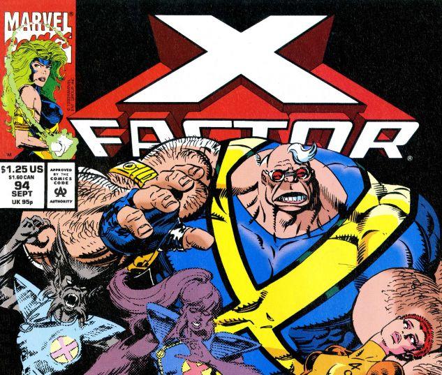 X-Factor (1986) #94