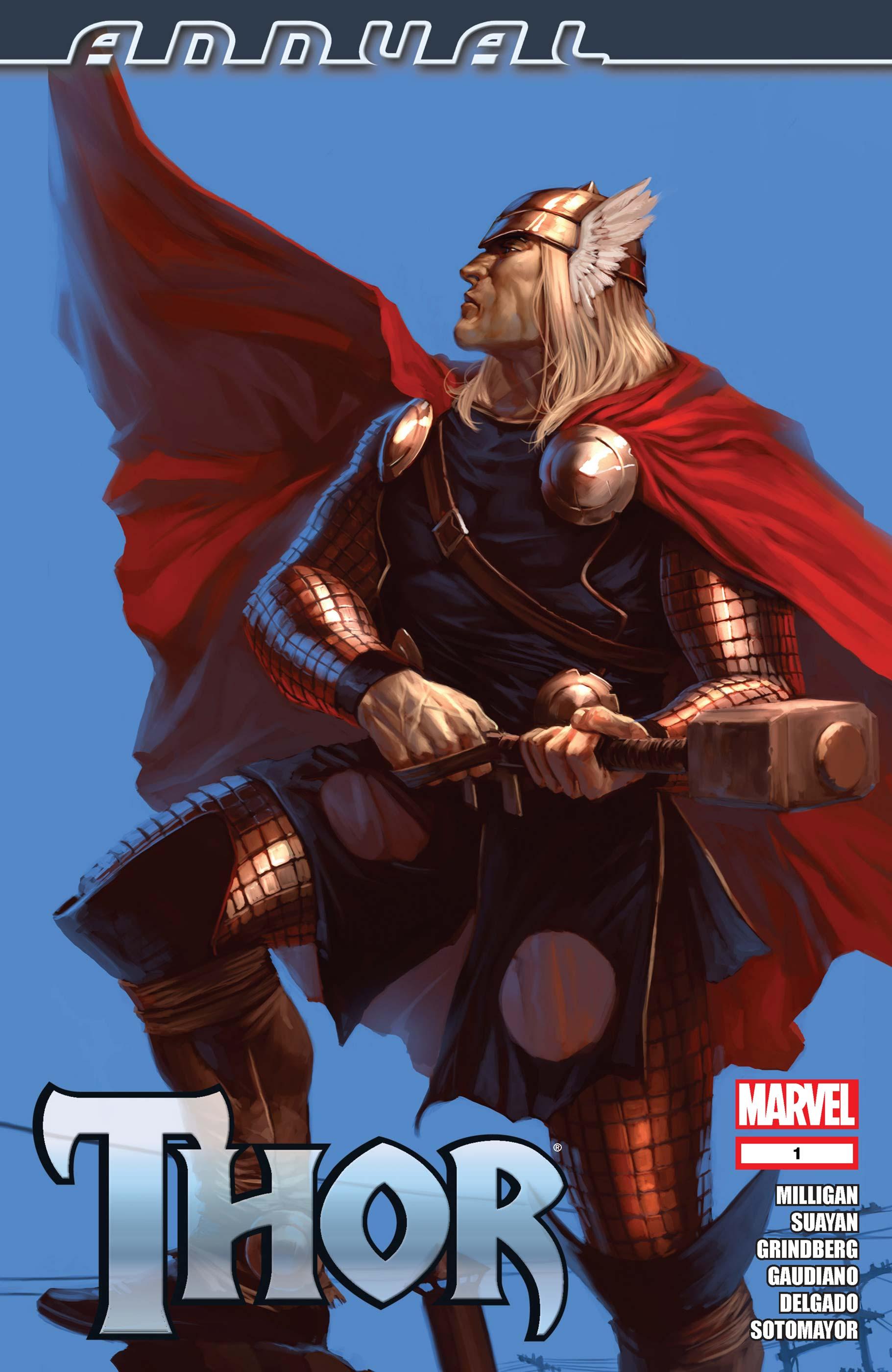 Thor Annual (2009) #1
