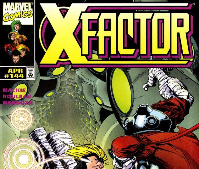 X-Factor (1986) #144