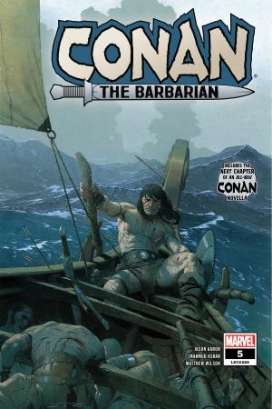 Conan the Barbarian (2019) #5