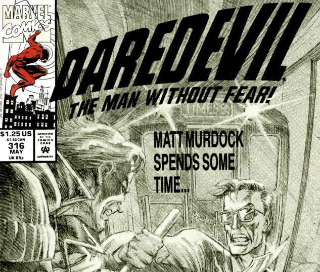 Daredevil (1964) #316