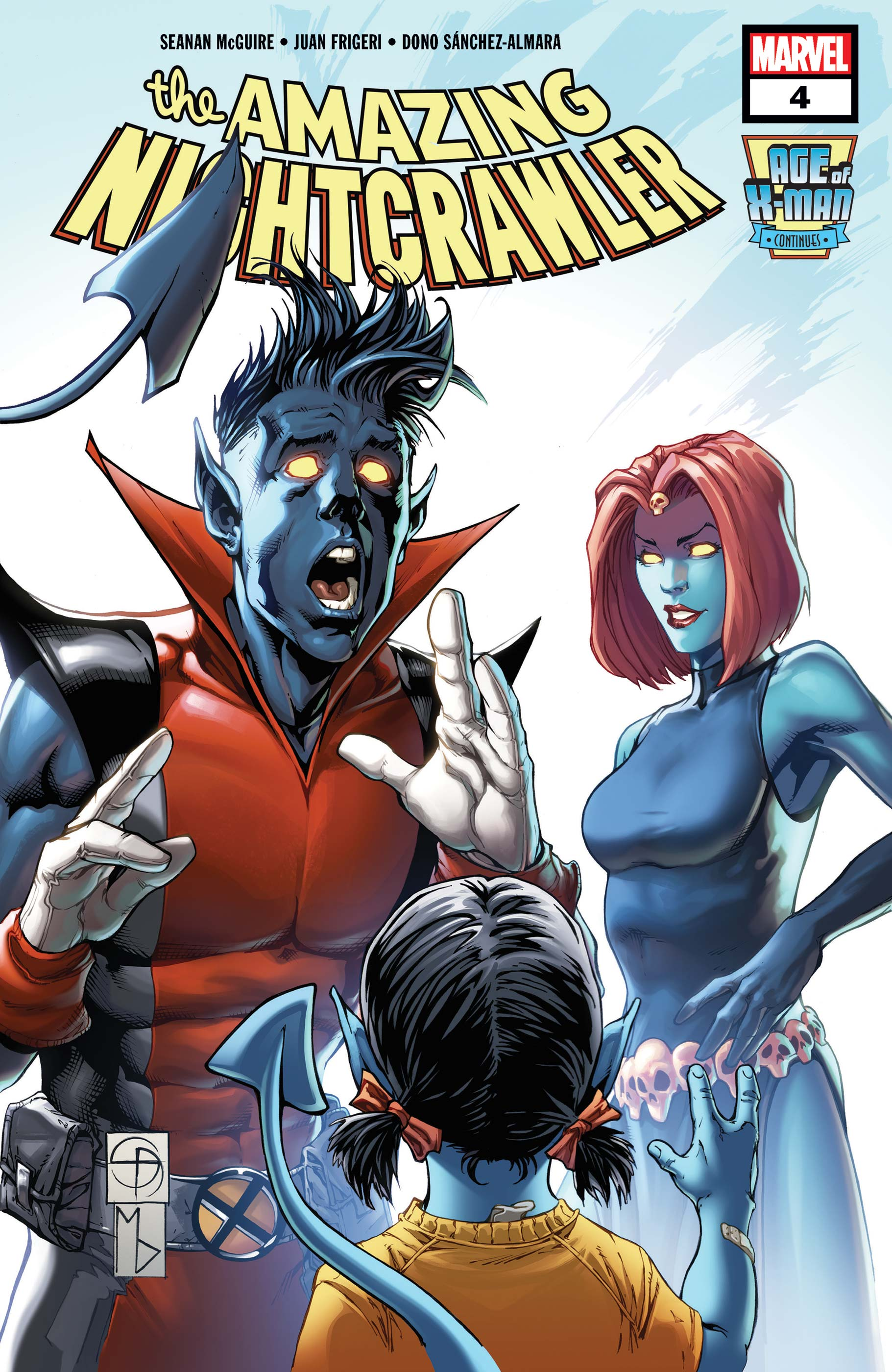 Age of X-Man: The Amazing Nightcrawler (2019) #4