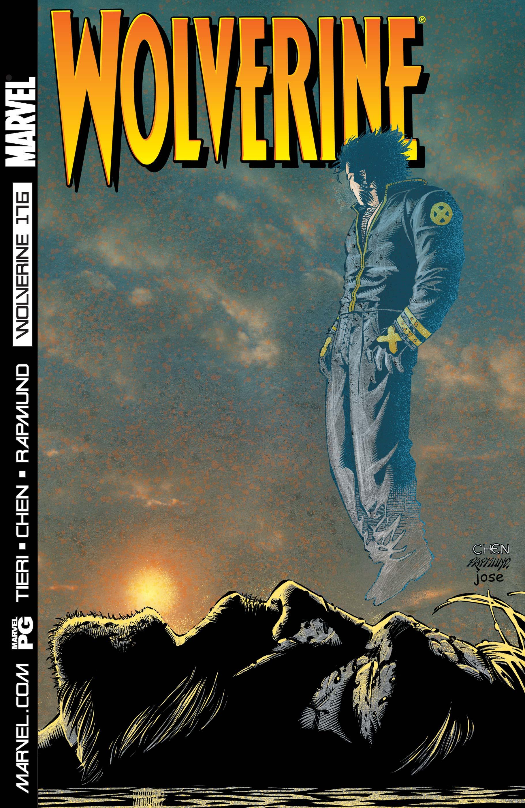 Wolverine (1988) #176