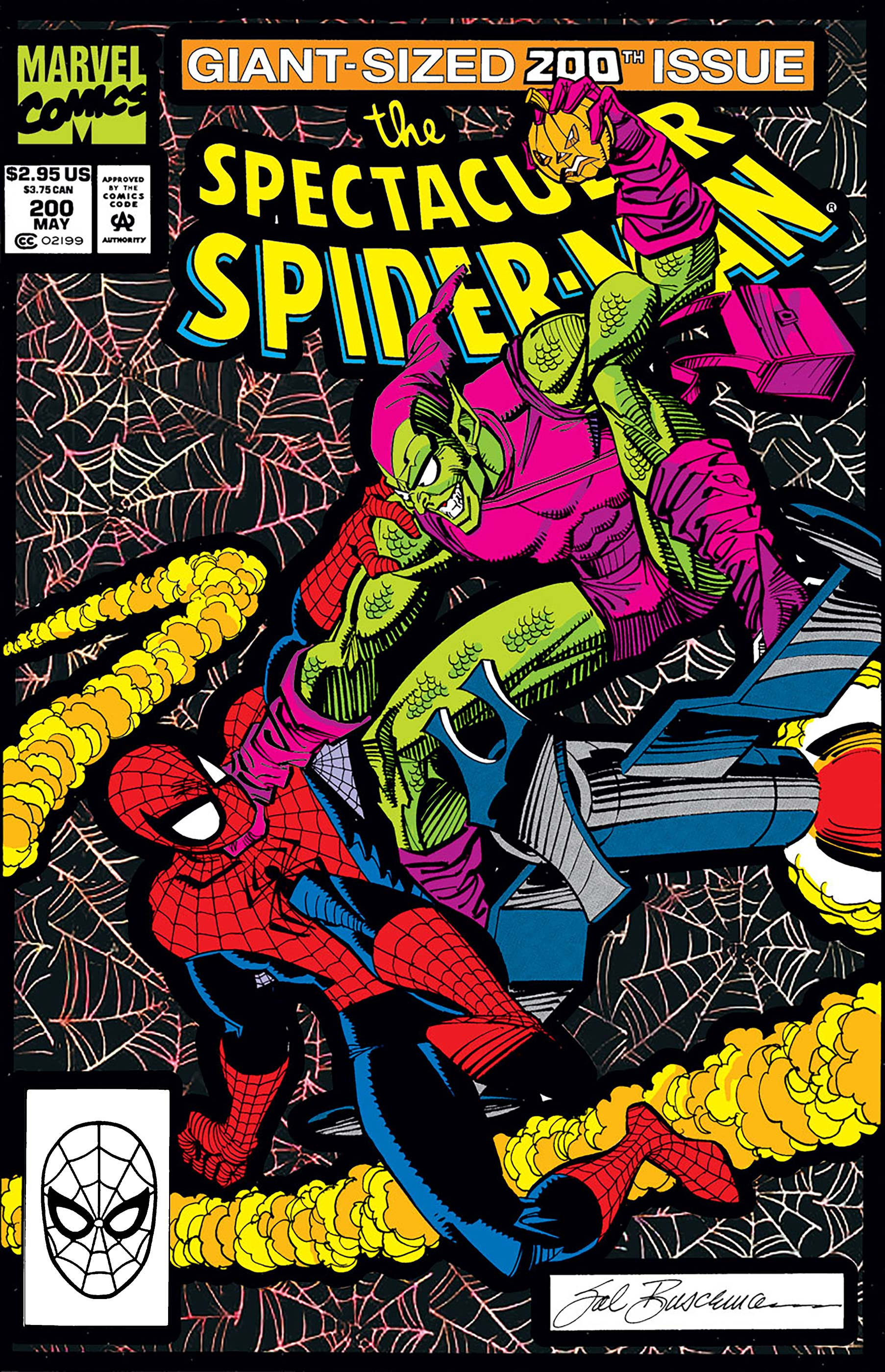 Peter Parker, the Spectacular Spider-Man (1976) #200