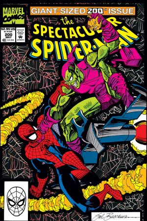 Peter Parker, the Spectacular Spider-Man #200